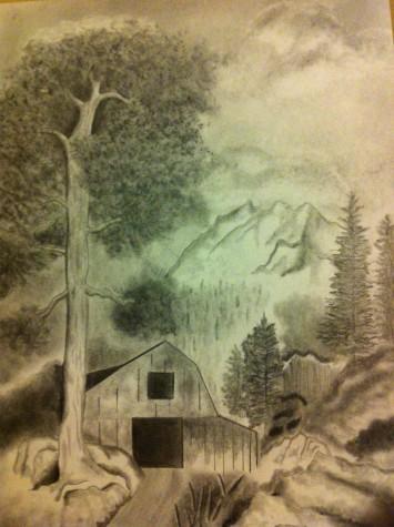 Anthony Tello – Great Student Artist