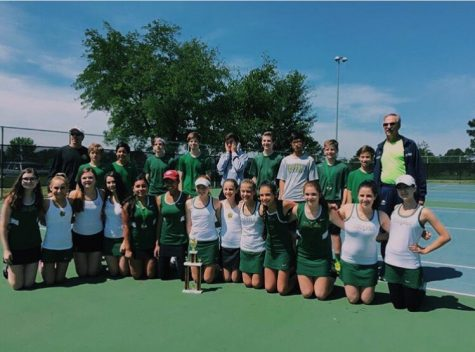 Congrats to Chaffin Tennis