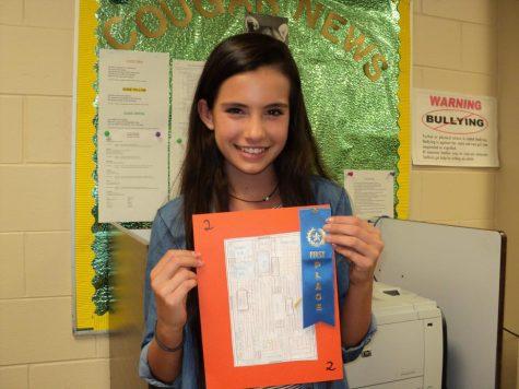 Ms. Allen's Cabin Floor Plan Winners