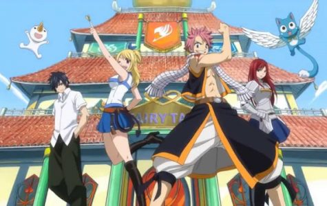 Not just a Fairy Tail