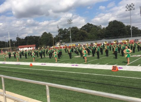 Marching Band Contest