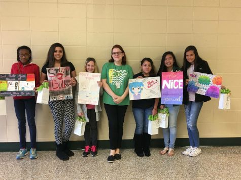 Chaffin fights against Bullying