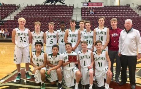 Basketball Boys Win 2nd Place