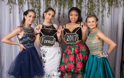 Freshman Formal 2017!