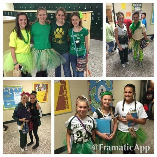 Spirit Week Pictures