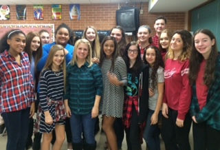 Students and Teacher of the Month