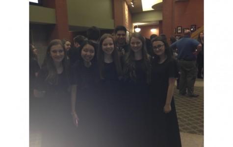 Congratulations to Chaffin Choir