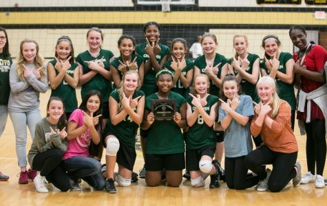 7th grade Volleyball City Championship