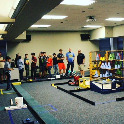 Elementary Demonstration Day for Robotics