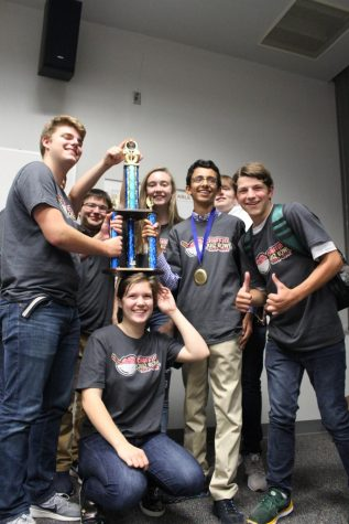 Congratulations Quiz Bowl