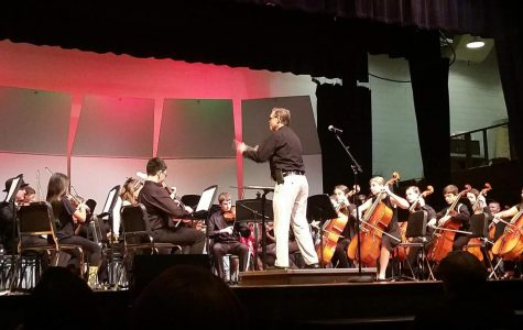 Chair Test in Orchestra