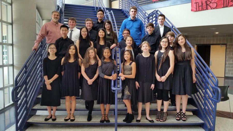 All-Region Orchestra Concert