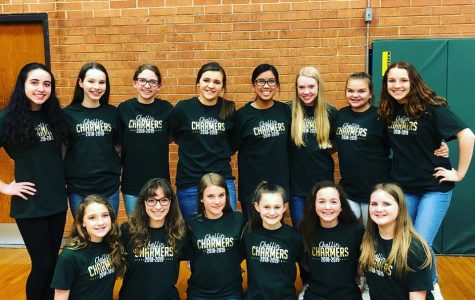 Chaffin Charmers for 2018-2019