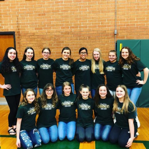 Chaffin Cheer Squad 2018-2019
