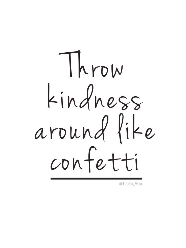 Kindness Quote of the Week