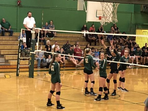 Lady Cougars – River Valley Volleyball Tournament