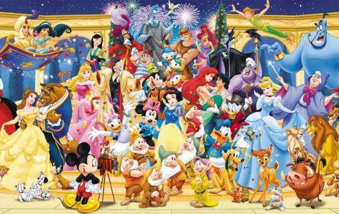 Disney Characters- Spirit Week Ideas