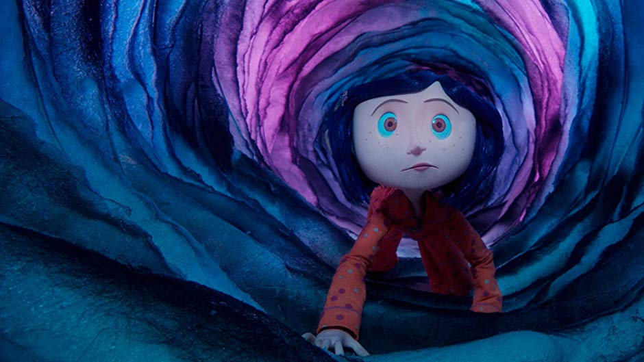 Is Coraline the best Halloween movie yet?