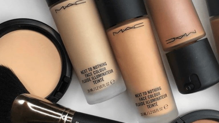 MAC liquid pro-plus waterproof foundation rips you off ! ! !
