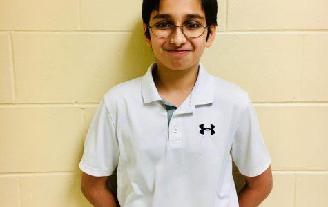 Zain Rana Spelling Bee Champion