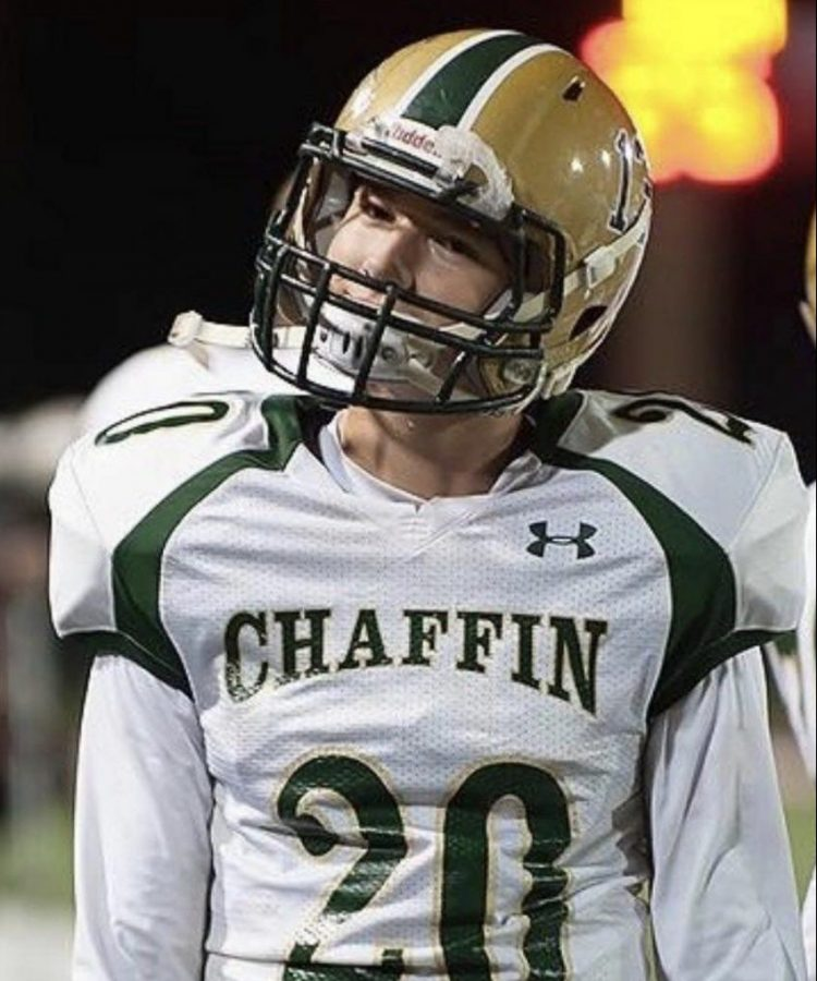 Ty Jones – Chaffin's Safety