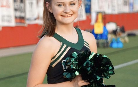 Charmer Captain & Stuco Vice President Alli Atchley