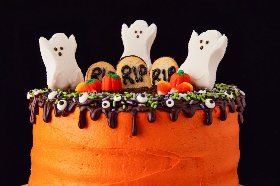 Nailed It: How Making a Halloween Cake Really Goes