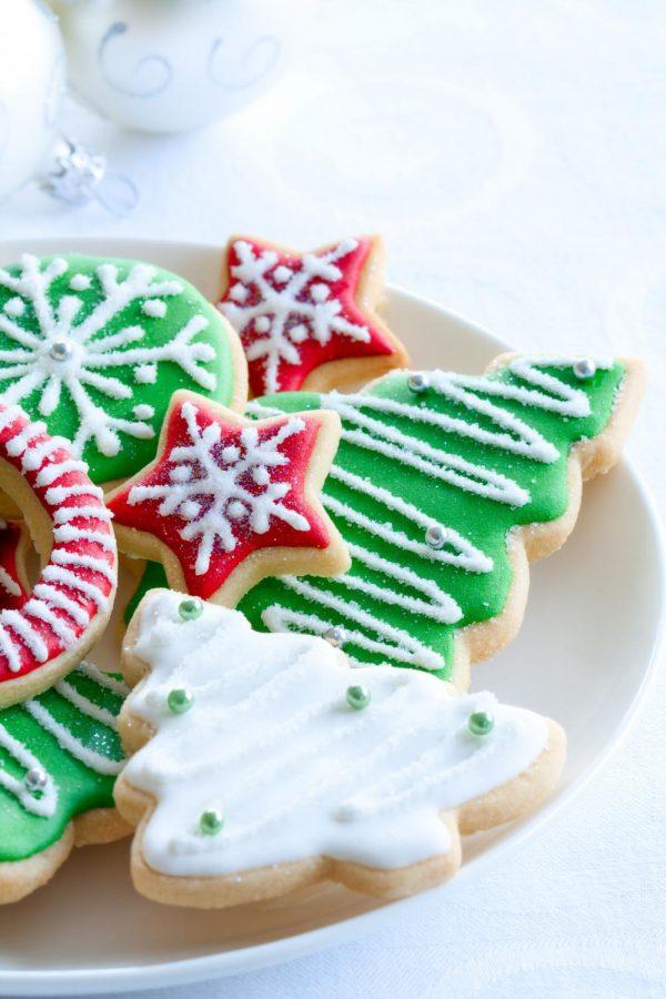 Something Yummy For Santa's Tummy