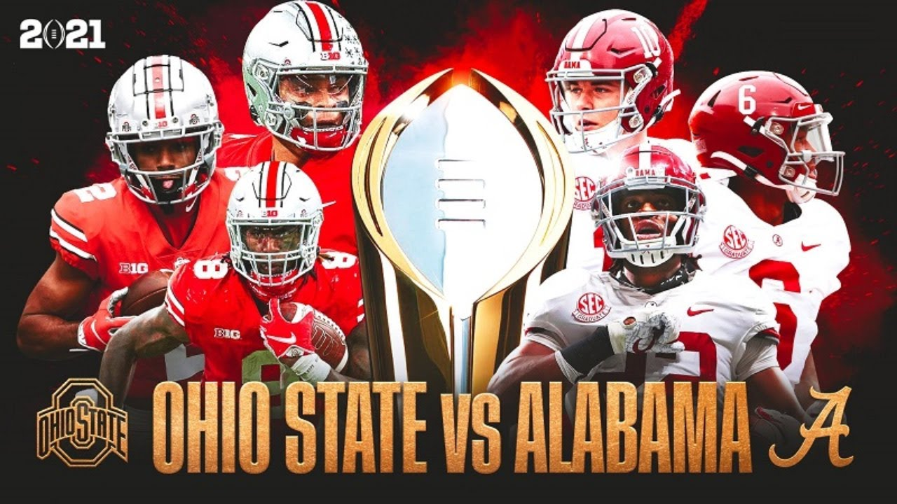 Alabama-Ohio State National Championship Game Preview: Analysis, Predictions and More..
