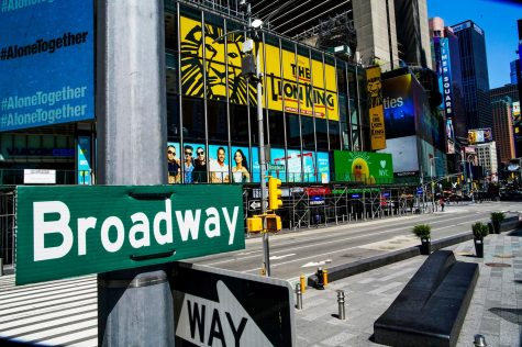 Broadway Opens in September!